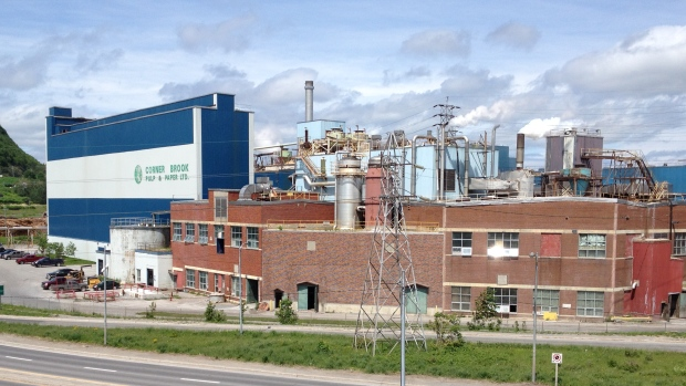 Corner Brook Pulp and Paper ceasing production on No. 7 machine for 11 days