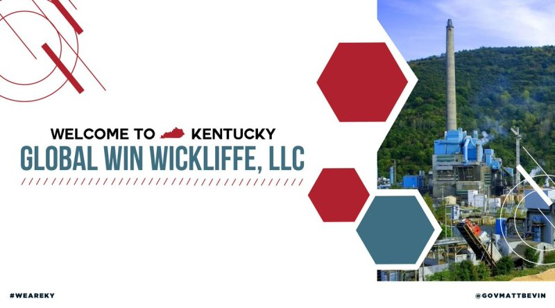 Paper mill already making impact on Wickliffe, Ky.