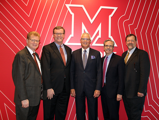 Packaging Corporation of America donates $1 million to Miami University