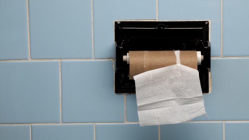 Businesses, including paper mill, provide toilet paper bonuses amid shortage